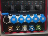 fuente de potencia de salida de 19pin Socapex para la iluminación de la etapa