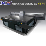 Impresora de inyección de tinta plana ULTRAVIOLETA industrial de la cabeza de impresión de Ricoh Gen5 (7PL) de la impresora 2613 de Xuli LED con la alta resolución