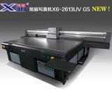 Impressora Inkjet Flatbed UV industrial do diodo emissor de luz da cabeça de cópia de Ricoh Gen5 da impressora 2613 de Xuli com alta resolução