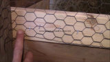 PVC Hexagonal Coated Wire Netting/Hexagonal Wire Netting for Farm Fence