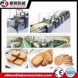 Terminar a maquinaria Process da fabricação de biscoitos