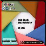 Alta calidad de algodón elástico pantalones de tela para el mercado de Europa