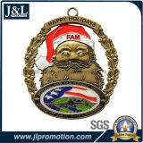 顧客デザインクリスマスの硬貨高いQuanlity