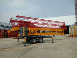 ジブの長さ21mの構築機械装置(MTC21050)のためのFoldableタワークレーン