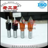 Carpintería del dígito binario del carburo cementado del tungsteno K10