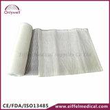 No tejido de algodón estéril médico de primeros auxilios vendaje