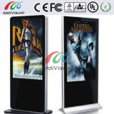 Indoor Floor Standing Poster LED Display für Werbung