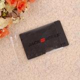 Puede ser el conjunto transparente modificado para requisitos particulares del conjunto del bolso del conjunto de tarjeta de batería de la tarjeta de omnibus de la tarjeta de la identificación del PVC del desgaste antimagnético