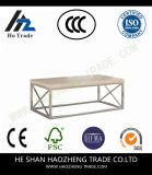 Hzct013 Reminiのコーヒーテーブルは家具に金属をかぶせる