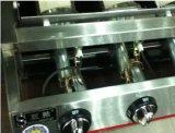 Конструкции сбывания хорошего качества решетка BBQ газа горячей новой коммерчески