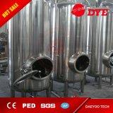 ¡Ce aprobado! El tanque brillante caliente de la cervecería de la fabricación de la cerveza del acero inoxidable de la venta para el almacenaje