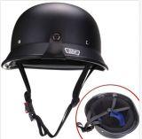 Do capacete alemão de Harley do capacete da motocicleta do estilo da alta qualidade a boa venda, PONTILHA aprovado