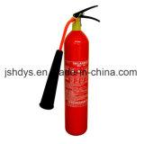 2 Kilogramm-Hochdruckgas-Zylinder des Feuerlöschers
