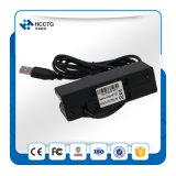Читатель магнитной карточки Hcc750u-06 следов читателя карточки 3 удара USB портативный