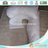 L形妊娠した妊婦の総完全なボディ枕への卸し売りU字型取り外し可能