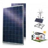 polykristallines flexibles Systems-Energie PV-Solarzellen-Panel der Energie-300W