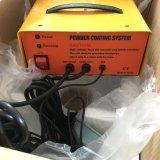 Pó eletrostático manual que reveste a máquina portátil do injetor da pintura de pulverizador