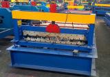 Roulis 1000 en acier de feuille de panneau de toiture en métal de fondation formant faisant la machine