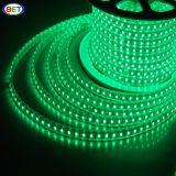 Luz de tira del voltaje LED de AC110V 220V 270V Hight para la decoración al aire libre