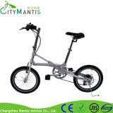 Faltende elektrische Fahrräder mit Shimano 7 Geschwindigkeit