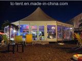 Hohes wasserdichtes kundenspezifisches multi Seiten-Erscheinen-Zelt-hohe Spitzen-großes Ereignis-Zirkus-Zelt für 400 Leute