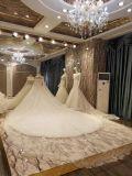 Роскошная линия платья Princess/A венчания замужества