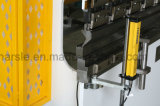 CNCの油圧使用された金属板のバス・バーの出版物ブレーキはブロック曲がるシート機械を停止する