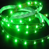 indicatore luminoso di striscia verde di 120LEDs/M 12V-24V SMD3528 LED