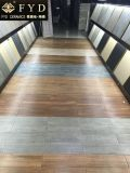 Azulejo de suelo de madera rústico de cerámica de la porcelana de Fyd Fmw6003