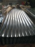 Folha de alumínio grossa da telhadura do zinco do fornecedor do material de construção