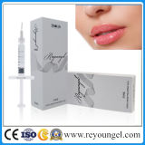Enchimento cutâneo antienvelhecimento do ácido hialurónico, enchimento facial Injectable