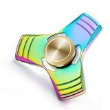 Tri Regenbogen-Unruhe-Messingspinner
