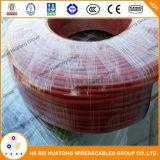 Кабель высокого качества 4/0AWG изолированный резиной сваривая электрический