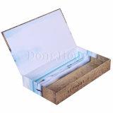 Cadre de empaquetage de papier de produits de beauté de la meilleure qualité rigides avec le plateau d'ampoule