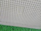 Diseño material de Buidling nuevo, superficie cóncavo-convexa, color blanco, azulejo de cerámica de la pared (300*600m m)