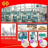 10tムギの製粉装置(10t)