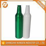 500ml印刷をくまなく熱伝達の印刷を用いるアルミニウムビール瓶