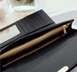 Просто ретро чернота бумажника замка повелительниц (BDMC147)