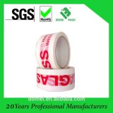 Cinta adhesiva de la cinta del embalaje de la buena calidad BOPP