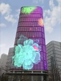 Visualización a todo color al aire libre de la tira del acoplamiento de P15.625 LED
