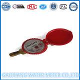 Seul mètre d'eau de gicleur pour le mètre d'eau mécanique