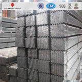 Barra de ângulo de aço de grande resistência dos materiais S235jrg2 de aço