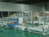 Catena di montaggio del macchinario di materiale da otturazione catena d'imballaggio di riempimento della macchina di rifornimento