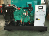 Potência Genset de geração Diesel Soundproof do ATS Cummins Engine de China