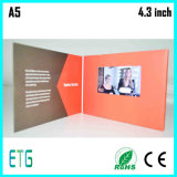 "4.3 "" 7 "" IPS-heißer Verkauf LCD-Videokarte"