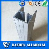 Revestimento perfil de alumínio do alumínio da construção de Windows do pó e das portas