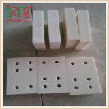 Alúmina conductor excelente de Theramal de la resistencia de desgaste de cerámica con alta calidad