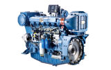 Двигатель дизеля серии Weichai Wp4 (WP4C102-21) морской для корабля (60-103kW)