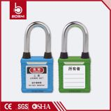 Cadeado curtos roxos da segurança do grilhão do OEM de Bd-G08dp