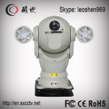 1.3MP CMOS 100m Nachtsicht HD IR Vechile PTZ CCTV-Kamera